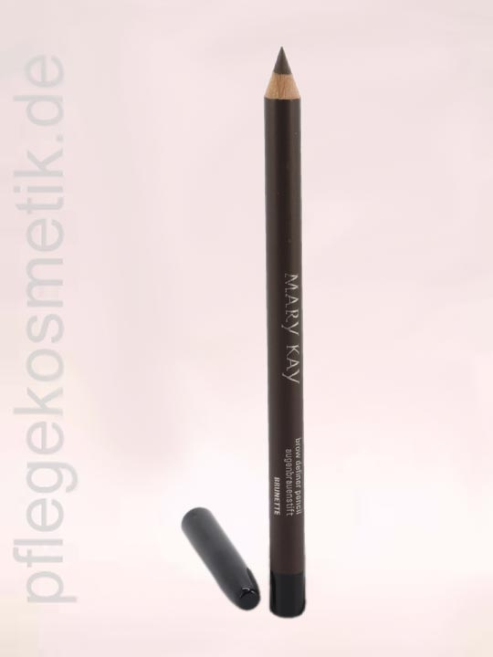 Mary Kay Brow Definer Pencil Augenbrauenstift (Holz), Brunette