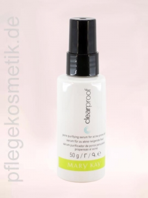 Mary Kay Clear Proof Pore Purifying Serum Akne Pflege Fettkontrolle