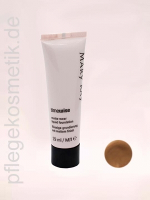 Mary Kay TimeWise Liquid Foundation Matte-Wear, Bronze 7