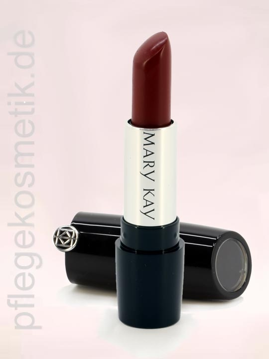 Mary Kay Gel Semi-Matte Lipstick, Midnight Red