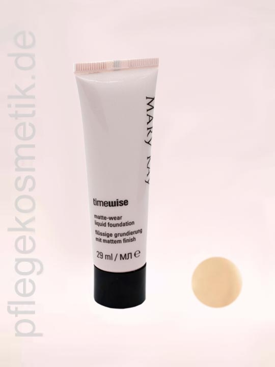 Mary Kay TimeWise Liquid Foundation Matte-Wear, Ivory 1