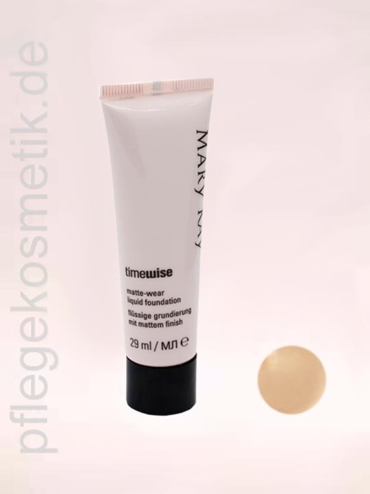 Mary Kay TimeWise Liquid Foundation Matte-Wear, Ivory 6