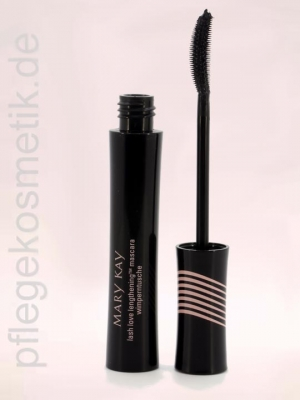 Mary Kay Lash Love Lengthening Mascara Black, Schwarz