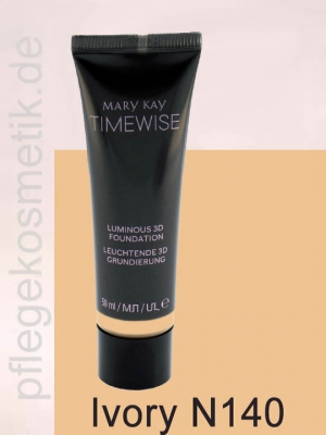 Mary Kay TimeWise Luminous 3D Foundation, Ivory N140
