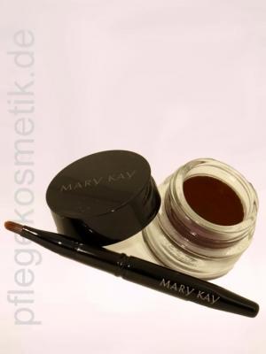 Mary Kay Gel Eyeliner mit ausschraubbarem Pinselapplikator - Espresso Ink