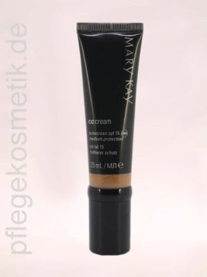 Mary Kay CC Cream SPF 15, Deep