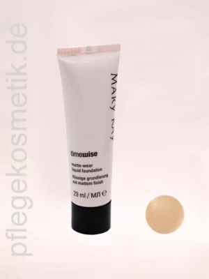 Mary Kay TimeWise Liquid Foundation Matte-Wear, Ivory 5