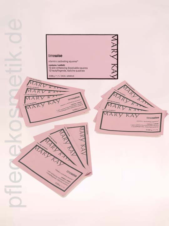 Mary Kay TimeWise Vitamin C Activating Squares Booster