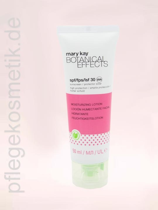 Mary Kay Botanical Effects Moisturizing Lotion SPF 30