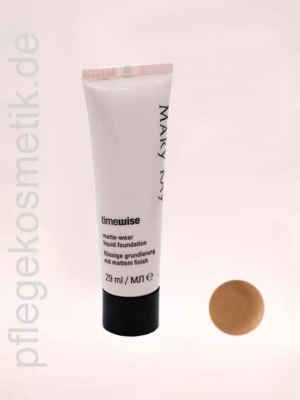 Mary Kay TimeWise Liquid Foundation Matte-Wear, Bronze 4