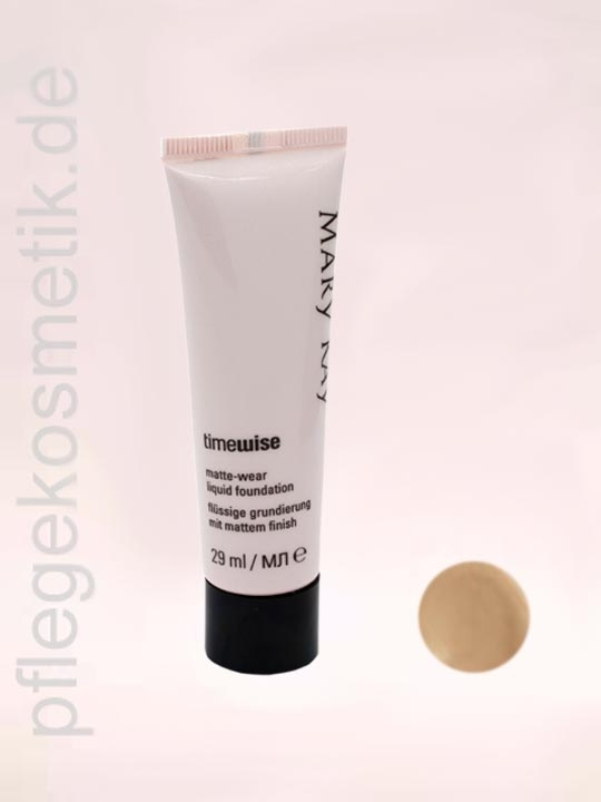 Mary Kay TimeWise Liquid Foundation Matte-Wear, Beige 4