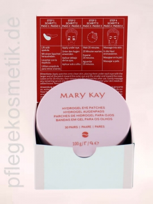 Mary Kay Hydrogel Eye Paches