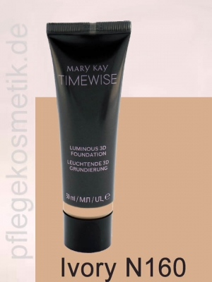 Mary Kay TimeWise Luminous 3D Foundation, Ivory N160