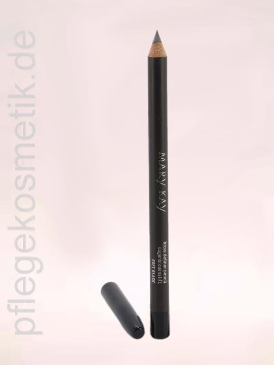 Mary Kay Brow Definer Pencil Augenbrauenstift (Holz), Soft Black