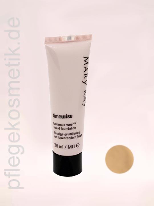 Mary Kay TimeWise Liquid Foundation Luminous-Wear, Beige 1